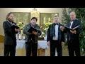 "Petrovice u Karviné: Koncert mužského pěveckého kvarteta ""Vivat"" z Petrohradu"