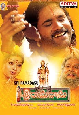 Sri Ramadasu Full Length Telugu Movie   Nagarjuna   Sneha   Director K. Raghavendra Rao