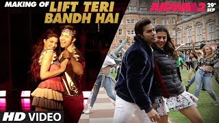 Making:Lift Teri Bandh Hai | Judwaa 2