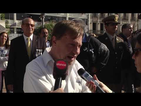 Con un concierto en Plaza 1º de Mayo se conmemoró el Día de la Escarapela