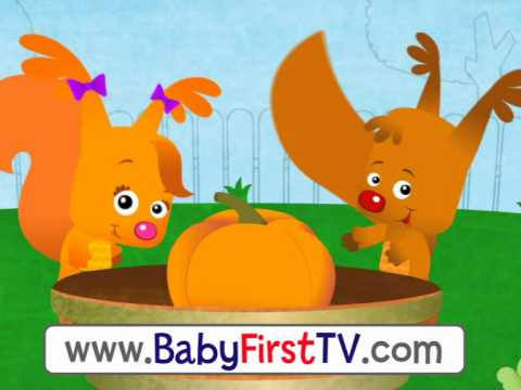 Vocabulary Vegetables Food at babyfirsttv.com