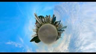 Tutorial photoshop cs5 fr créer une cité planete