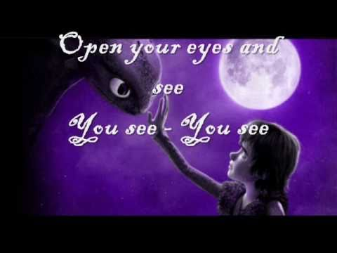 How To Train Your Dragon - Sticks & Stones lyrics - Jonsi