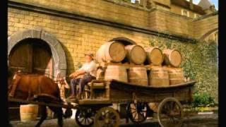 Çin Şarabı Golden Crete Reklamı