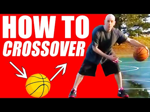 How to Crossover Dribble Tutorial - Tips & Technique for NBA Level Ball Control | Snake Basketball