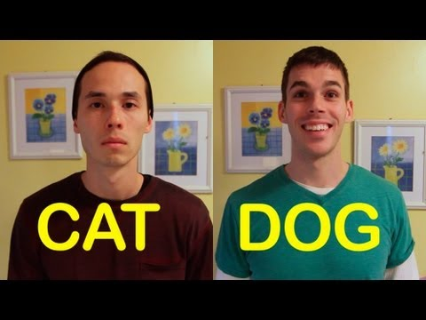 Thumbnail image for 'Cats and Dogs: How Different Are They, Really'