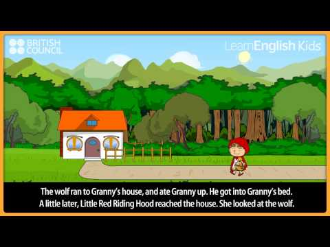 Little Red Riding Hood | Kids Stories | LearnEnglish Kids | British Council