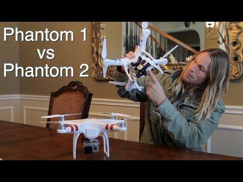 DJI Phantom: Why I like Phantom 2 over Phantom 1 | MicBergsma