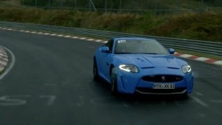 Secrets of the Nurburgring: Jaguar''s Test Center - DRIVEN
