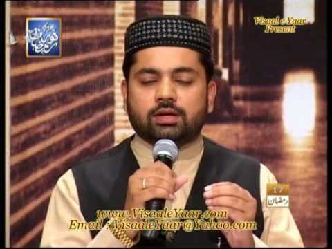 URDU NAAT(Darood o Zikar)SARWAR NAQSHBANDI IN QTV.BY  Naat E Habib