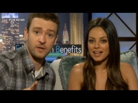 Mila Kunis, Pushed by Justin Timberlake, Accepts US Soldier's Date Request