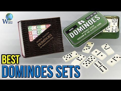 10 Best Dominoes Sets 2017 - UCXAHpX2xDhmjqtA-ANgsGmw