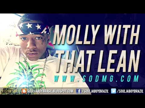 Soulja Boy - Molly With That Lean