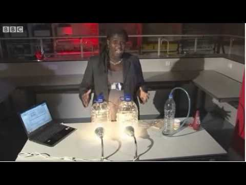 Greenhouse effect (in a bottle) explained