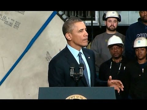 President Obama Speaks on the Impact of the Sequester