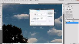 148 Photoshop-Design-Tutorial - Wolkenpinsel erstellen