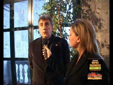 Presentazione del libro Napoli Salonicco di Nico Pirozzi