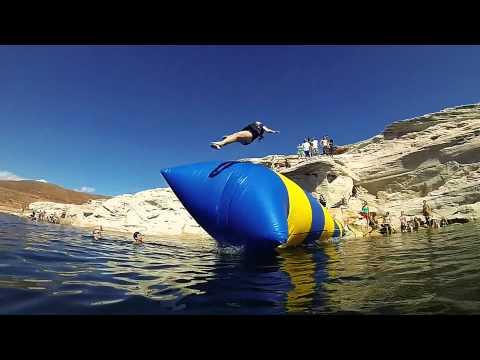 Blob at Lake Powell, GoPro Hero 3