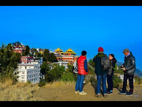 Buddhist meditation tour to Thrangu Monastery