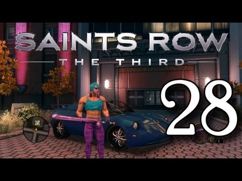 Saints Row The Third - Aypierre & Azenet - Ep 28