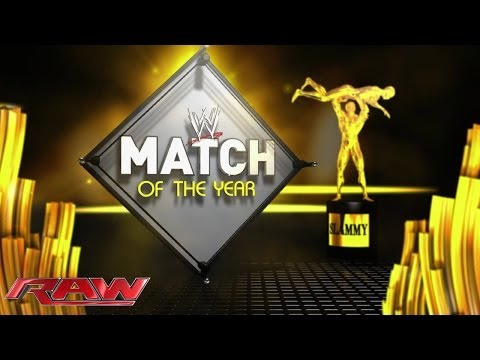 Match of the Year: 2013 Slammy Award Presentation