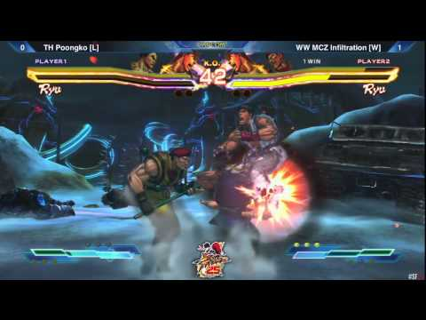 SF x TK: TH Poongko vs WW MCZ Infiltration - Grand Finals - SF 25th Asia Qualifier