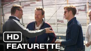 Drive Featurette - Bryan Cranston (2011) HD movie