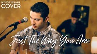 ブルーノ・マーズのJust The Way You Areをアコギでカバー。しっとりしてても素敵な曲ですね。