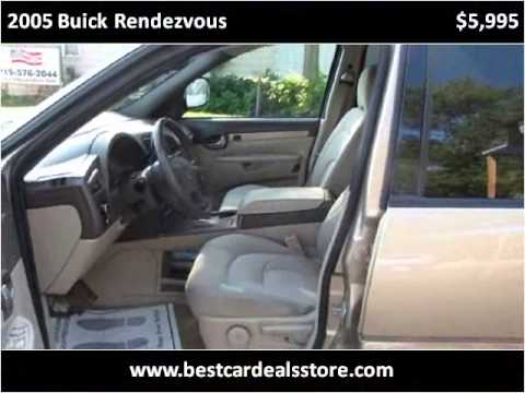 2005 Buick Rendezvous Used Cars Portage , Chesterton , Valap