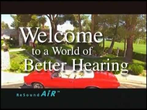 Example DRTV Commercial for Hearing Planet: