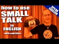Learning English Lesson 18 (Small Talk), Mr Duncan Learning English