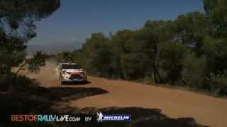 Vidéo Shakedown - 2013 WRC Acropolis Rally of Greece
