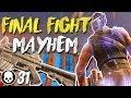 DROPPING 31 KILLS! Final Fight LTM Gameplay (Fortnite Battle Royale)