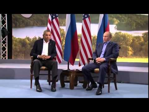Putin: Sanctions Hurt Bilateral Ties, US Firms  (Russia)   7/17/14
