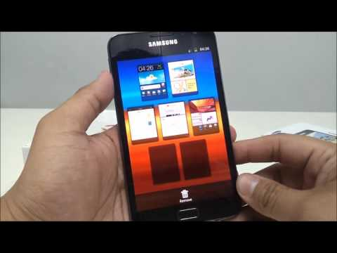 Samsung Galaxy Note First Look & Unboxing - Android Authority