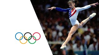 The Magnificent Seven - USA Women's Gymnastics - Atlanta 1996 Olympic Games view on youtube.com tube online.
