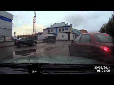 Авария в Киселевске 30 09 2014