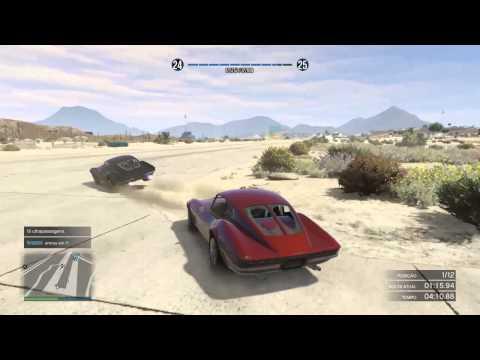 GTA ONLINE - EPIC REVENGE