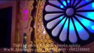 Thiết Kế Thi Công Karaoke Bóng Trăng Đồng Xoài Bình Phước