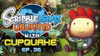 Scribblenauts Unlimited Ep 36