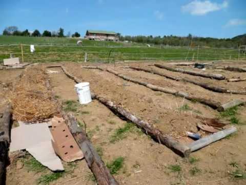 Permacultura all'ecovillaggio Habitat vol. 1 - l'orto sinergico