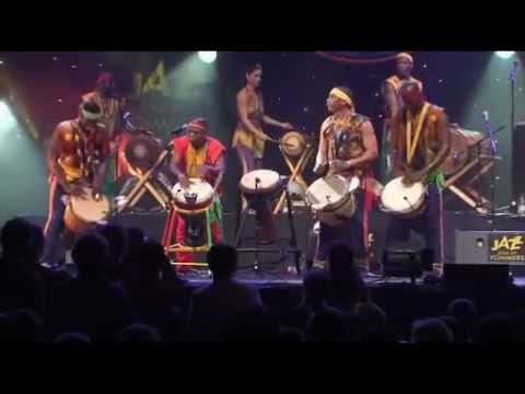 Mamady Keita Sewa Kan HAKILI Live Concert Coutances Festival Jazz sous les Pommiers