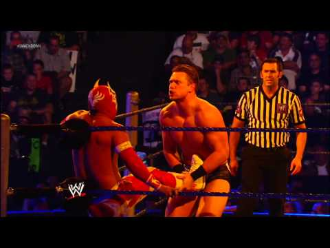 Sin Cara vs. The Miz: SmackDown, September 14, 2012
