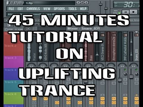 How to create Uplifting Trance Music in FL Studio