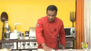 Indian Recipe - Roomali Roti quickie ..