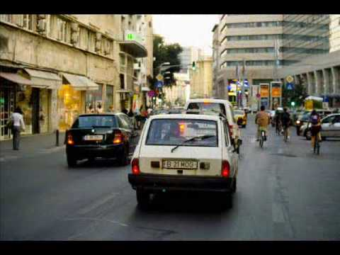 VIDEOCLIP Velorutia 2009, O zi fara masina MEA in orasul MEU