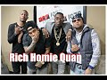 Rich Homie Quan Talks Stepping Away From Rich Gang, Touring & New Music