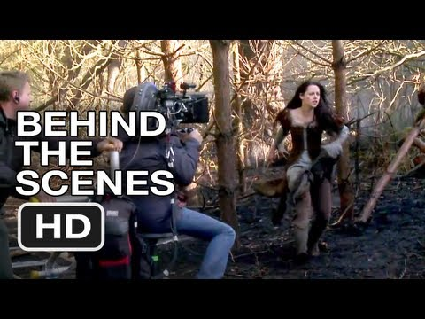 Snow White & the Huntsman - Director Rupert Sanders Featurette (2012) HD Movie