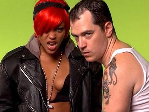 Eminem Rihanna: Behind the Awesome!