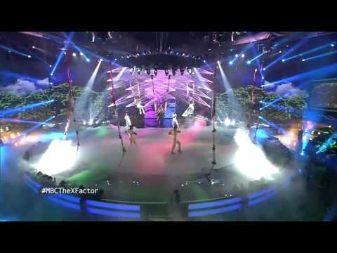 MBC The X Factorبالفيديو : ندى خليل تغني لولا الملامةرغم مرضها في